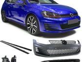 Volkswagen Golf. .gti komplektas -kaip 1 pvz.priekinis bamperi...
