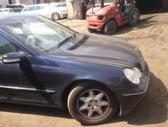 Mercedes-Benz C220. Mb 203 2,2 cdi   lieti ratai , automatine