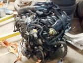 Lexus GS klasė pavarų dėžė, variklis