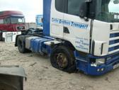 Scania 124 4X2 DT12 02 L01 GRS 900, sunkvežimiai