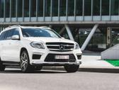 Mercedes-Benz GL450, visureigis