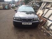 BMW 330 dalimis. 3,0 dyzelis
