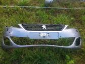 Peugeot 308. Peugeot 308 front bumper + grill 2014-2015 06396-
