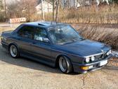 BMW 5 serija. turime ir daug bmw 5 serijos (1983-1987m.
