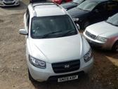 Hyundai Santa Fe. Europ-britan 03-07-09m, dalis siunciu, detal...