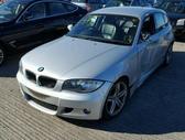 BMW 130 rezerves daļās. Bmw 130i 2005metu dalimis maza rida m