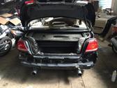 BMW 335. Visos dalys kas matosi nuotraukoje. variklio nėra.
