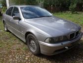 BMW 530 dalimis. Bmw e39 530i 2001m.  spalva: aspensilber