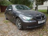 BMW 330 dalimis. Bmw e90 330d 2008m.  spalva: sparkling