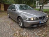 BMW 520 dalimis. Bmw e39 520i 2000m.  spalva: aspensilber