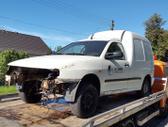 Volkswagen Caddy dalimis. Turime ir daugiau įvairių markių