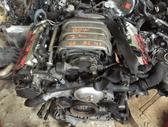 Audi A6. Tiktai variklis  kodas-bdw