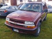 Chevrolet Blazer. Amerikietiškų automobilių naudotos dalys ir