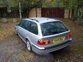 BMW 530 dalimis. Bmw e39 530i 2001m. touring m-paket  spalva: