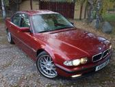 BMW 740 dalimis. Bmw e38 740i 1999m. individual  spalva: