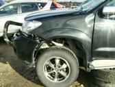 Toyota Hilux dalimis. Variklio kodas 1kd-ftv