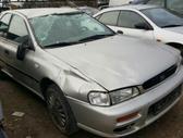 Subaru Impreza dalimis. Prekyba originaliomis naudotomis detal...