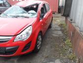"Opel Corsa. Naudotos dalys ""opel"" markes automobiliams"