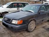 Audi 100 dalimis. Turime ir daugiau įvairių markių automobilių
