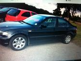 BMW 318. Anglas dalymis 2l dizel.1.8 bendzinas
