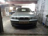 BMW 3 serija.  dalym