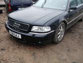 Audi A8. Automobilis parduodamas dalimis. galime pasiūlyti į
