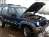 Jeep Cherokee. Dalis siunciu....detali vysylaju