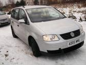 Volkswagen Touran. Automobilis parduodamas dalimis. galime pa...