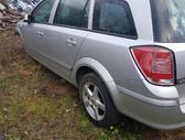Opel Astra dalimis. Pilnos komplektacijos 1.7d 81kw variklis .