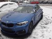BMW 2 serija. Dėl dalių skambinkite +370 601 801 26   dalis