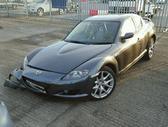 Mazda RX-8 dalimis. Dalys mazda rx8 2008 231 ag , 6 begiu, ri...