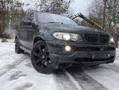 BMW X5 dalimis. Bmw e53 x5 4,8is 2004m.   spalva: black