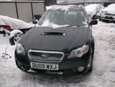 Subaru Outback. Varyklio defektas automobilis parduodamas
