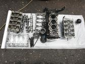 Volkswagen Touran variklio detalės
