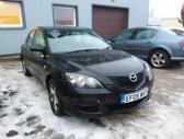 Mazda 3 dalimis. Daliu pristatymas i kitus miestus