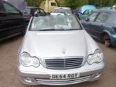 Mercedes-Benz C klasė. Tel; 8-633 65075 detales pristatome