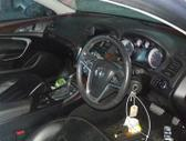 Opel Insignia durų apmušalai, sėdynės