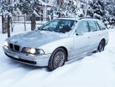BMW 530 dalimis. Bmw e39 530i 2001m.  spalva: titansilber