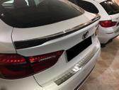 BMW X6. Spoileriai carbon m performance.groteles-juodos matine...
