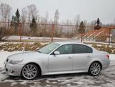 """BMW 535 dalimis. E60lci 535d """"m"""" 2008m dalimis, platus naudotų"""