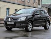 Nissan Qashqai. Naudotu ir nauju japonisku automobiliu ir
