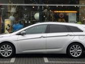 Hyundai i40. Parvezame ir turime vietoje daliu