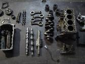 Volkswagen Passat variklio detalės