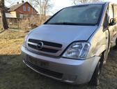 Opel Meriva dalimis