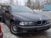BMW 523 dalimis. Bmw e39 523i 1998m. sedanas europa  spalva: