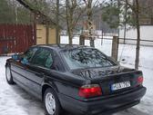 BMW 725, 2.5 l., sedanas