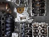 Chevrolet Cruze variklio detalės