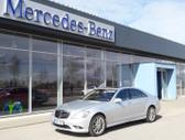 Mercedes-Benz S500, 5.5 l., limuzinas