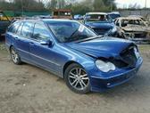 Mercedes-Benz C220. Mb  c220 2005m,juodas odinis salonas,lieti