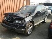BMW X5 rezerves daļās. Bmw x5 3.0d 160kw 2004metu dalimis sport
